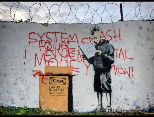 IKEA toma Banksy como inspiración