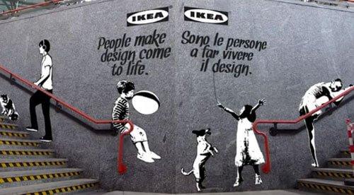 IKEA Guerrilla