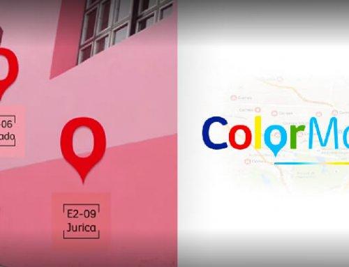 """""""Color Maps de Comex"""" La campaña que pinto a México"""