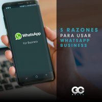 gocom agency agencia de marketing whatsapp business consejo 1