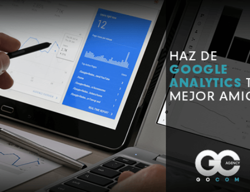 Haz de Google Analytics tu mejor amigo